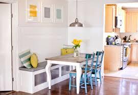 kitchen banquette furniture get this look corner banquette remodelaholic