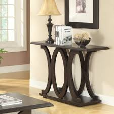 sofas magnificent accent console tables back of couch table
