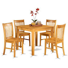 Walmart White Kitchen Table Set by Bedroom Winsome Dinette Dining Set Table Wood Seat Chairs Oak