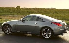 2006 nissan 350z information and photos zombiedrive