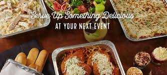 Catering Menu Item List Olive Garden Italian Restaurant - olive garden catering corporate events and special occasions
