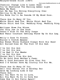 Sample Resume For Disability Support Worker Protest Song Rejoyce Grace Slick 1967 Lyrics And Chords
