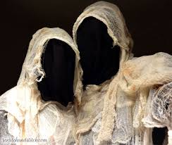 Ghost Costumes Cheesecloth Ghost Costume