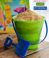 edible sand delicious edible sand pudding for kids party kids finds