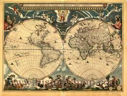 Oldest Map Of North America by Old World Map Would Love To Have A Cool One Of These Framed