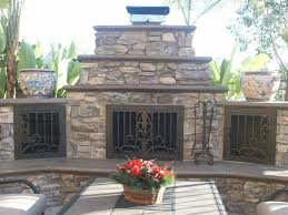 Outdoor Fireplace Images by 18 Best Our Favorite Outdoor Fireplace Gates Images On Pinterest