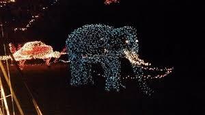 christmas lights in alabama the christmas lights of ballplay alabama theme park review