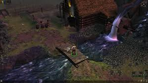 dungeon siege map engineering dungeon siege