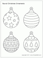 free printable ornament templates template business
