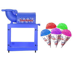 snow cone rental snow cone machine snoopy sno commercial rental orlando cotton
