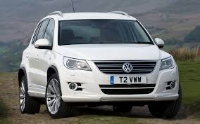 volkswagen tiguan r line volkswagen tiguan r line 2010 uk wallpapers and hd images car