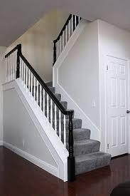 Rail Banister Escalier Peint 17 Idées Peinture Escalier Redo Stairs Vacuums