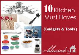 10 kitchen must have gadgets u0026 tools