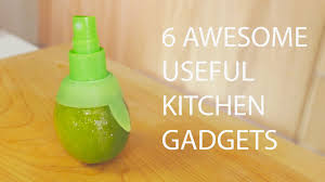 6 awesome kitchen gadgets best videos on web