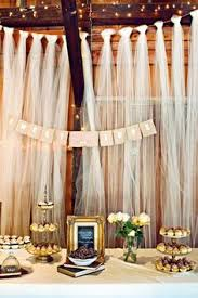 wedding backdrop ideas with columns column decoration tulle da ara malls wedding