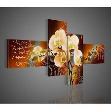compare prices on yellow orchid painting online shopping buy low