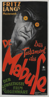 castlefreak midnight movie the testament of dr mabuse 1933