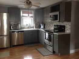 Grey Shaker Kitchen Cabinets Grey Shaker Kitchen Cabinets Modern Kitchen Philadelphia
