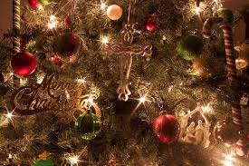 free photo tree ornaments cross free image on