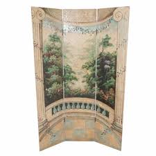 Vintage Room Divider by Vintage Decorative Screens Room Dividers And Room Partitions Ebth