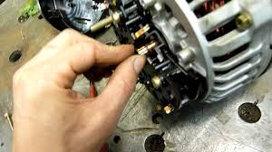 random mercedes benz vito alternator bosch 115a youtube