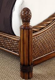 furniture wicker bedroom furniture for intricate natural woven