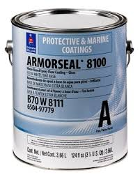 armorseal 8100 epoxy floor coating sherwinwilliams
