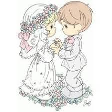 bride groom precious moment silhouette design