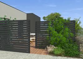 jardin paysager avec piscine création de jardin créer son jardin paysager en ligne mon
