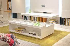 Modern White Coffee Table Wide Designs Of White Coffee Table With Storage Homesfeed