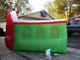 Christmas Yard Decorations Ebay by Details About 17 U0027 Huge Airblown