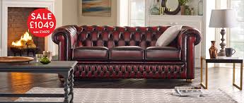 chesterfield sofa in living room bespoke chesterfield furniture handmade in britain sofas by saxon