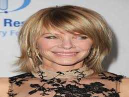 medium hairstyles for short hairstyles for thin hair over 50