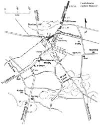 Gettysburg Pennsylvania Map by Battle For Hanover Part 7 With Licensed Battlefield Guide John