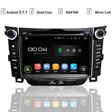 online buy wholesale hyundai i30 navigation system from china