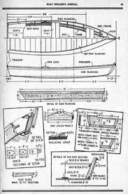 Wooden Boat Building Plans For Free by Lines Plans Google Search Small Wooden Watercraft Pinterest