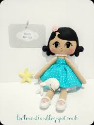 lou loves this baby beluga custom doll