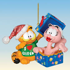 garfield ornaments your 1st one is free the danbury