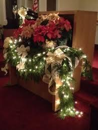 40 inspirational church christmas decorations ideas altars