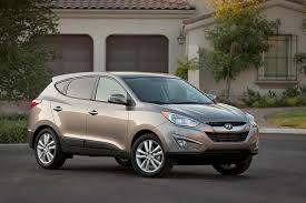hyundai tucson used cars 2010 hyundai tucson used car review autotrader
