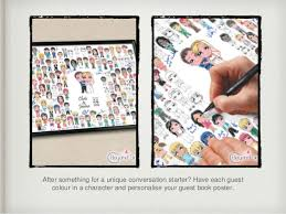 ideas for wedding guest book alternative wedding guest book ideas
