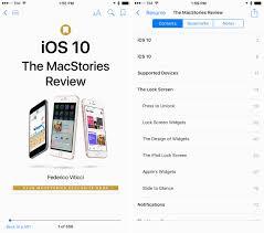 ios 10 the macstories review u2013 macstories
