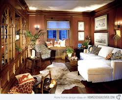 Awesome African Living Room Decor African Living Rooms Room - African bedroom decorating ideas