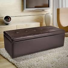best 25 leather storage bench ideas on pinterest big indoor