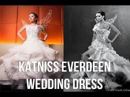 katniss everdeen wedding dress costume katniss everdeen wedding dress the