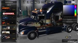 kenworth t660 kenworth t660 1 4 x 1 5 x truck american truck simulator mod