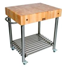 kitchen island cart butcher block kitchen carts cucina d amico maple top w towel bar legs