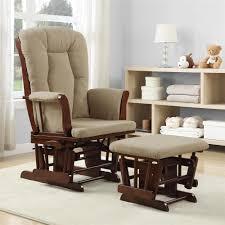 Glider Chair With Ottoman Dorel Living Monbebe Simone Glider And Ottoman Combo Espresso