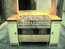 Kitchen Island Range Pros And Cons Of A Pro Gas Range In A Kitchen Island Cookware