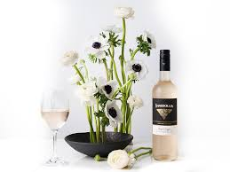flowers wine how to pair wine and flowers for an unforgettable hostess gift